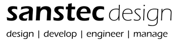 Sanstec Design Logo